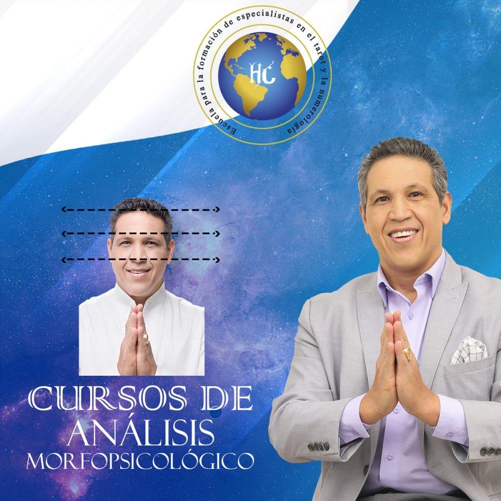Curso de Análisis Morfopsicológico - El Iluminado de Latinoamérica