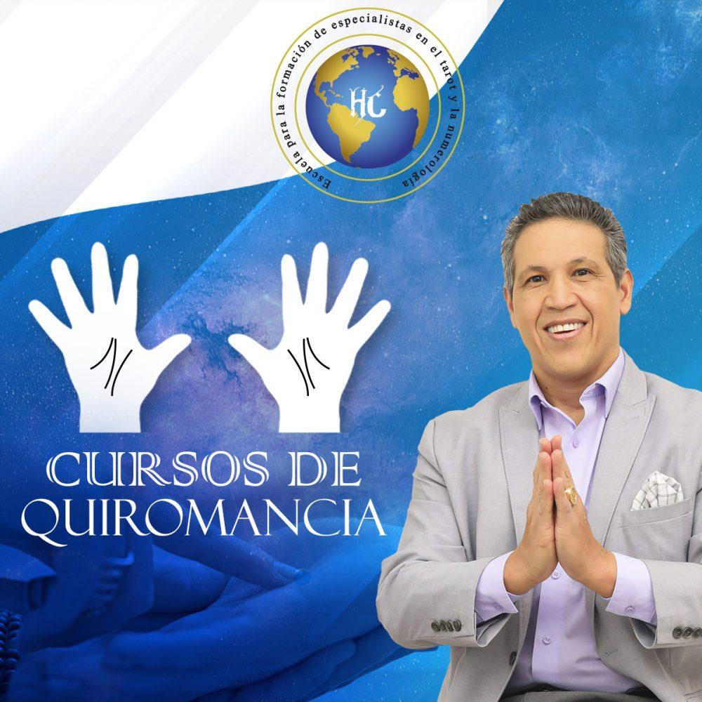 Hermes Ramírez - Formación como Especialistas en Tarot y Numerología