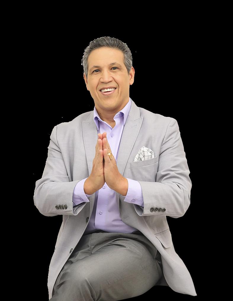Hermes Ramírez el Iluminado de Latinoamérica