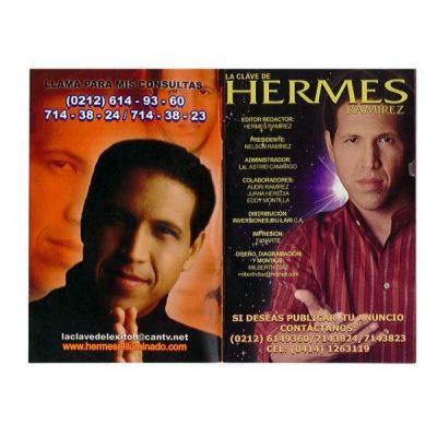 Portada de Hermes Ramirez - 22hr