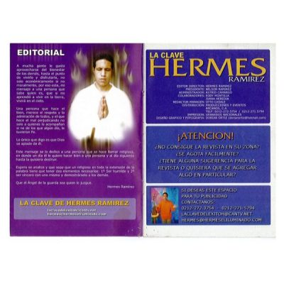 Portada de Hermes Ramirez - 4hr