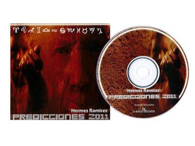 Portada del CD 2011